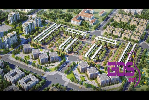 An Phú New City - Khu đô thị mới đẳng cập, hiện đại theo kiến trúc Châu Âu
