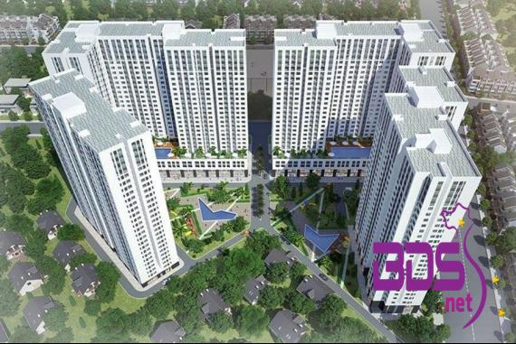 Aio City - Sở hữu vị trí đắc địa khu Tây TP.HCM