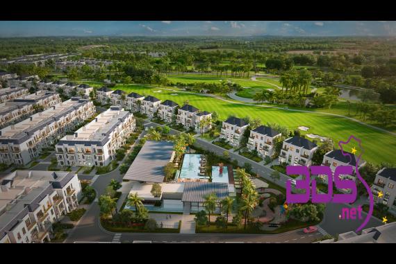 West Lakes Golf & Villas - Thiết kế theo quy tắc 5* mang phong cách Châu  Âu