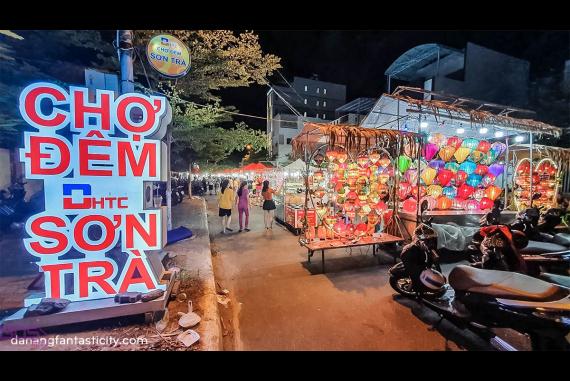 Chợ Đêm Sơn Trà (Son Tra Night Market) - Trải nghiệm đáng nhớ trong hành trình ghé thăm Đà Nẵng tuyệt vời