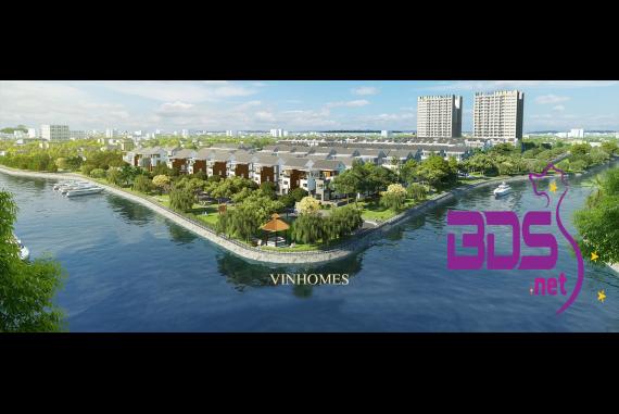 Vinhomes Marina Villas - Khu đô thị cao cấp bậc nhất Hải Phòng