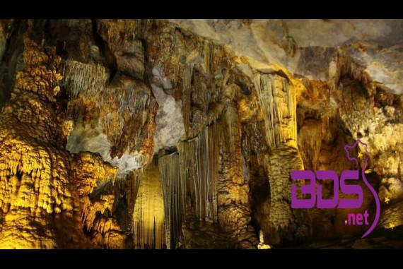 Ngũ động bản Ôn - Kì bí thạch động quyến rũ nằm ngay Mộc Châu Sơn La