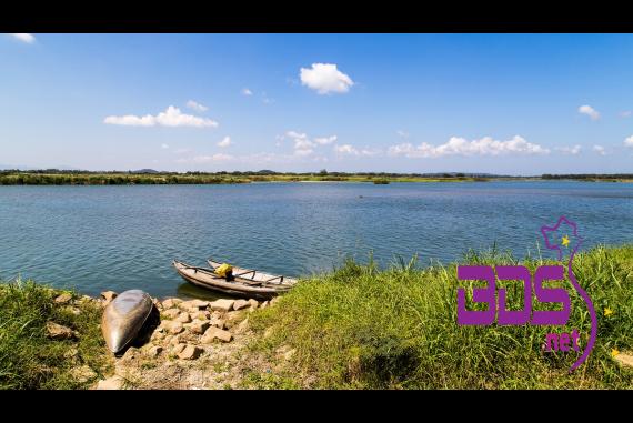 Sông Trà Khúc - Đệ nhất thắng cảnh trong mười cảnh đẹp của Quảng Ngãi