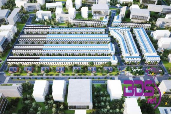 Sài Gòn Centre Gate - Dự án đất nền có sổ đỏ ngay mặt tiền Quốc Lộ 50