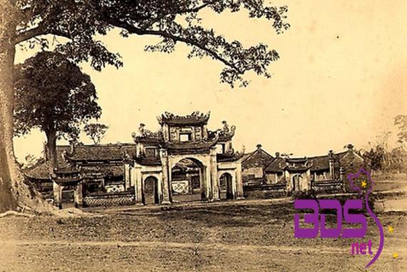 Thành cổ Sơn Tây - Cái tên nổi tiếng trong các di tích thành cổ còn sót lại đến ngày nay tại Hà Nội