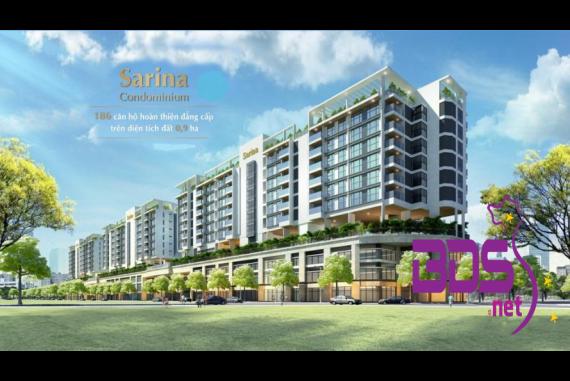 Sarina Condominium - Khu căn hộ thấp tầng và cao cấp tại Quận 2 TP. HCM