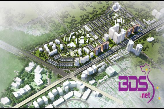 Athena Fulland - Khu đô thị hiện đại phía Tây Nam Hà Nội