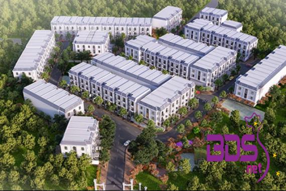 Central Garden - Nhà ở kết hợp thương mại dịch vụ hiện đại