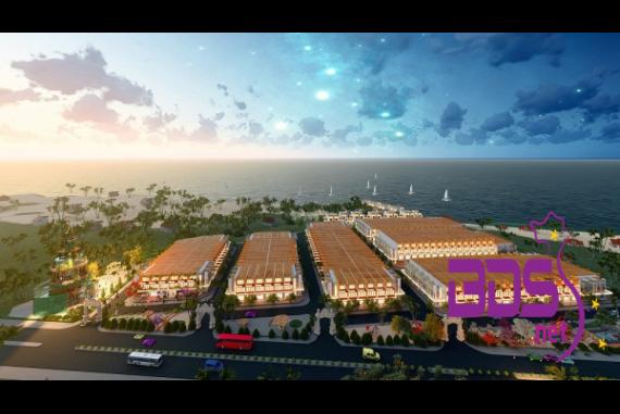 Ocean Gate Bình Châu - Dự án đầu tư không thể bỏ qua tại Bà Rịa - Vũng Tàu