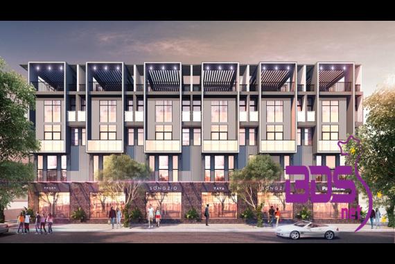 Landcom Diamond - Khu nhà phố lộng lẫy không gian sống giải trí điền viên đẳng cấp