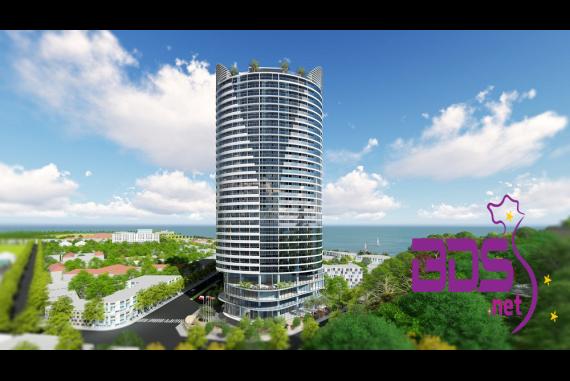 Lighthouse Complex Tower - Kiến trúc hết sức độc đáo, mang tính biểu trưng của Nha Trang