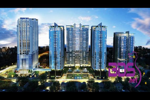 Gold Tower - Tổ hợp văn phòng, trung tâm thương mại dịch vụ, nhà ở cao cấp