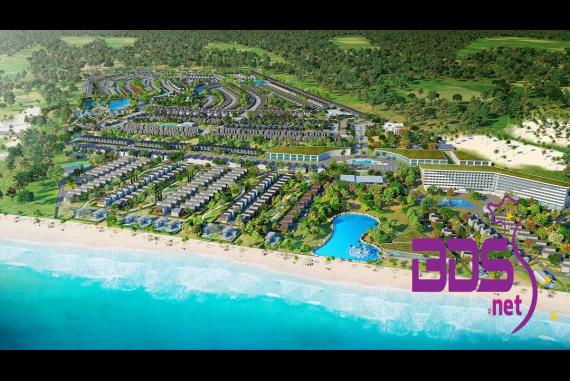 NovaWorld Hồ Tràm -  Khu đô thị, du lịch, nghỉ dưỡng và giải trí tại bãi biển Bình Châu