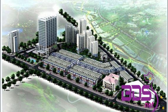 Becamex City Center - Khu phức hợp hiện đại tại trung tâm kinh tế tỉnh Bình Dương