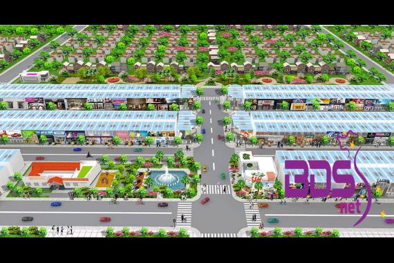 New Times City - Sở hữu vị trí chiến lược tại trung tâm thị xã Tân Uyên