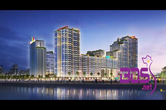 The New City Thủ Thiêm - Khu căn hộ thiết kế theo xu hướng xanh của Singapore