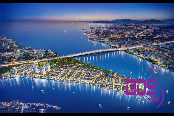Marine City - Khu đô thị phố biển có hệ thống tiện ích đẳng cấp bậc nhất