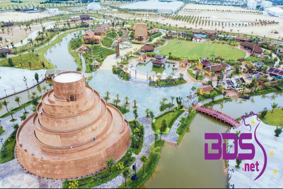 Vinpearl Land Nam Hội An - Khu phức hợp vui chơi, giải trí, nghỉ dưỡng đẳng cấp chuẩn 5 sao