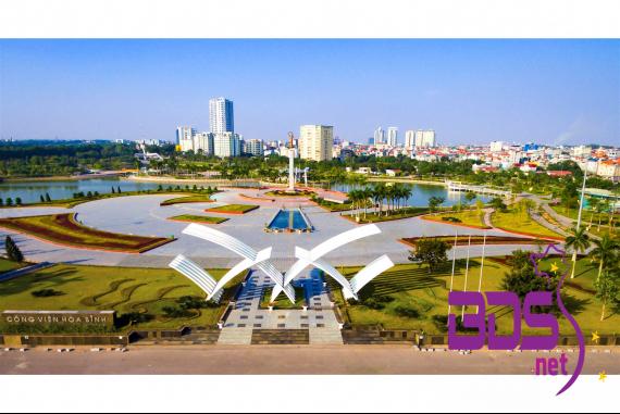 Công Viên Hòa Bình - Trở thành điểm đến vui chơi hấp dẫn của nhiều người dân Hà Nội