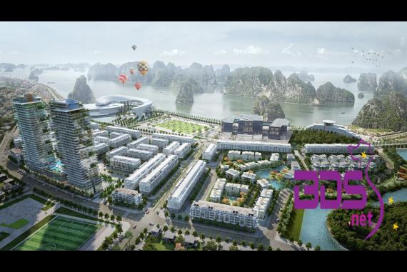 Mon Bay Hạ Long - Khu căn hộ thiết kế theo xu hướng hiện đại