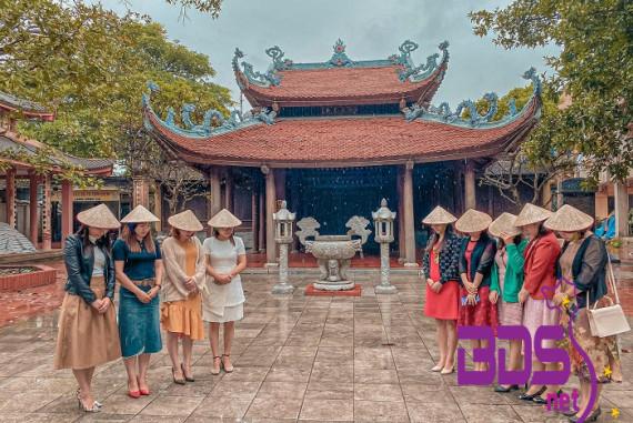 Chùa Phật Tích - Nơi hội tụ nét đẹp kiến trúc phật giáo vùng đất Bắc Ninh
