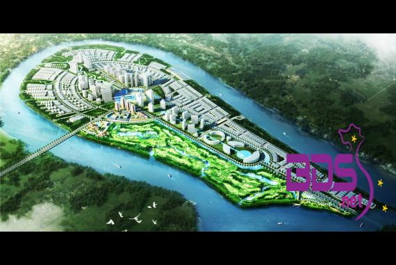 Khu đô thị nghỉ dưỡng Swan Bay - Hòn ngọc phía Đông Sài Gòn