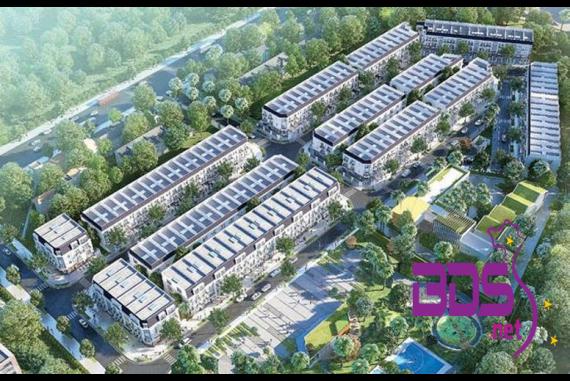 Dự án nhà phố Symbio Garden - Giải pháp sống hoàn hảo cho cư dân hiện đại