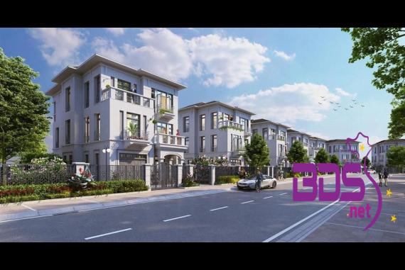Phúc Lộc New Horizon - Khu đô thị kiến trúc tân cổ điển độc đáo tại Hải Phòng