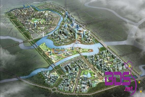 Zeitgeist Nhà Bè - Khu đô thị có hệ sinh thái tiện ích hiện đại