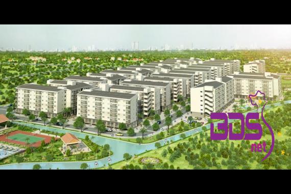 Ehome 4 - Dự án có vị trí thuận lợi tại Bắc Sài Gòn