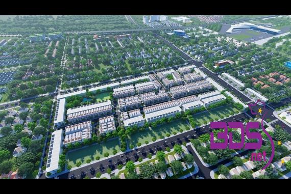 City Land - Khu dân cư tiềm năng phát triển mạnh tại Tân Uyên
