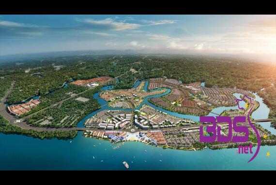 Khu đô thị sinh thái Aqua City - Đảo kim cương mới nổi tại Biên Hòa