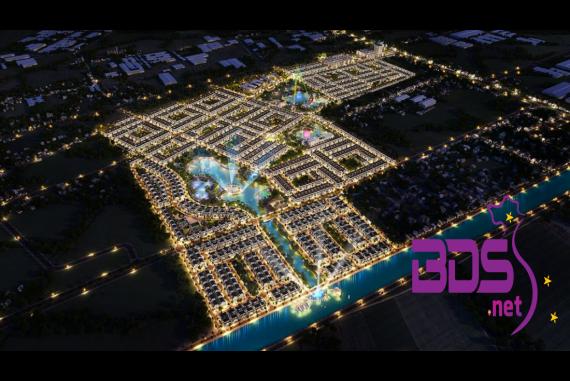 Phúc An City - Khu đô thị phức hợp với đầy đủ các hệ thống tiện ích