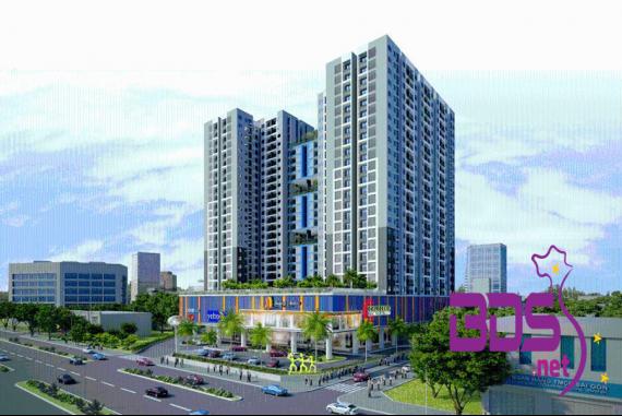 Saigon Avenue - Căn hộ không khí trong lành và thoáng mát từ thiên nhiên