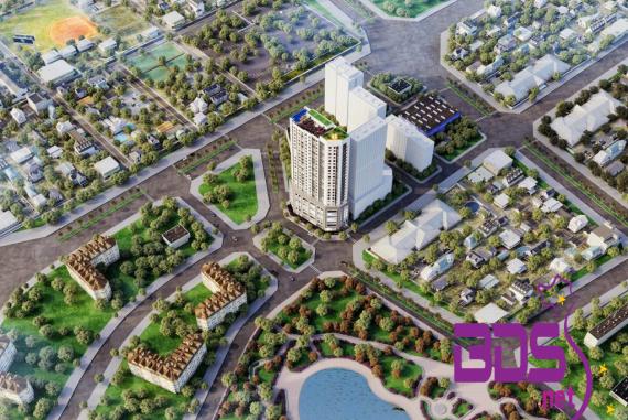 Luxury Park Views - Chung cư cao cấp đáng sống nhất Cầu Giấy