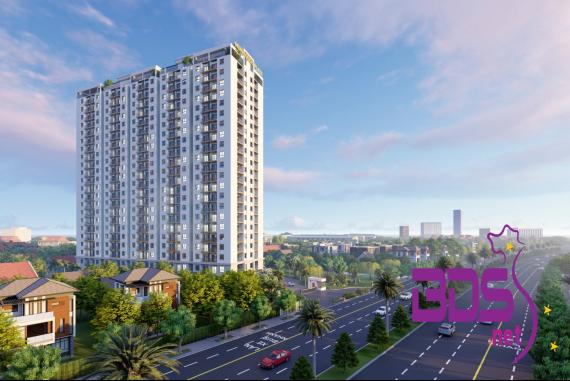 Minh Quốc Plaza - Dự án căn hộ cao cấp tại TP Thủ Dầu Một - Bình Dương