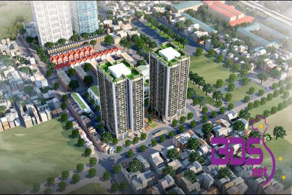 Thống Nhất Complex - Sở hữu vị trí đắc địa ngay tại trung tâm Quận Thanh Xuân