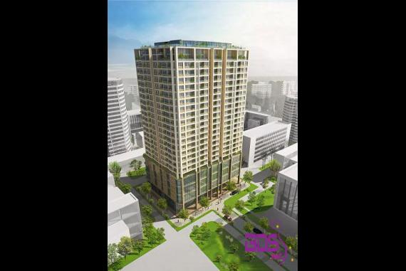 Mỹ Sơn Tower - Dự án kết hợp giữa khu căn hộ chung cư & TTTM