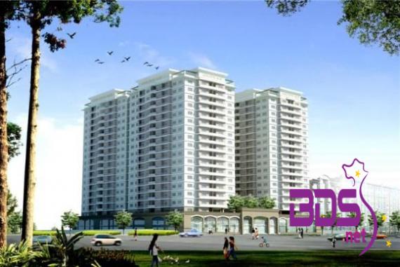 Golden Age Towers - Khu Căn hộ cao cấp đô thị mới Long Bình Tân
