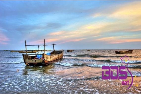 """Bãi Biển Trà Cổ - Bức tranh phong cảnh """"trữ tình nhất"""" vùng Đông Bắc"""