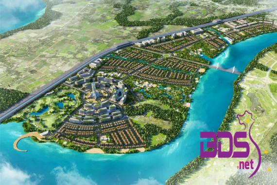 Long Tân City - Khu đô thị mới vị trí đắc địa trung tâm Nhơn Trạch