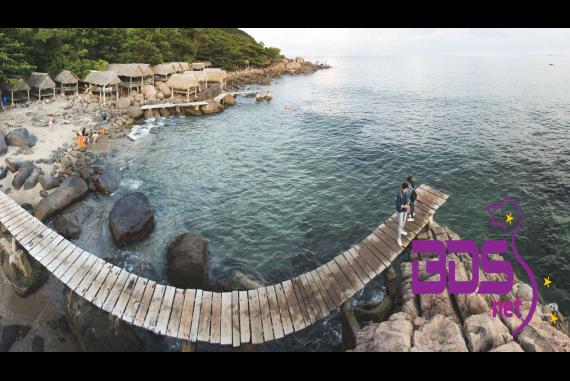 Bãi Đá Đen - Cụm thắng cảnh hoang sơ, nép mình dưới chân bán đảo Sơn Trà