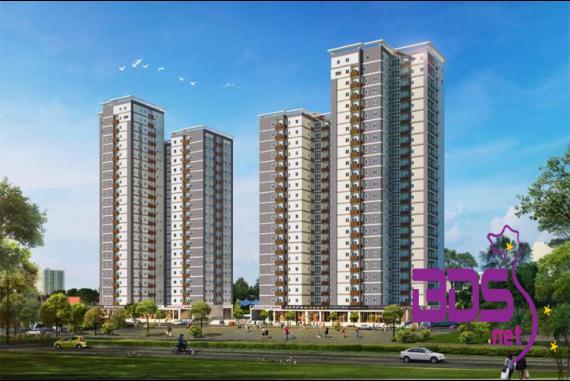 Vision Bình Tân - Khu dân cư hiện tại cùng thiết kế độc đáo tại Bình Tân