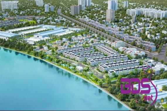 """Solar City - Khu dân cư hội tụ đủ """"thiên thời – địa lợi – nhân hòa"""" tại Long An"""