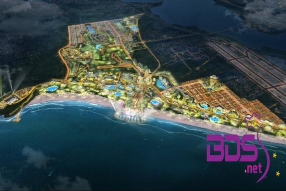 KH Paradise Cam Ranh - Khu resort 5 sao sang trọng, cao cấp tại Khánh Hòa