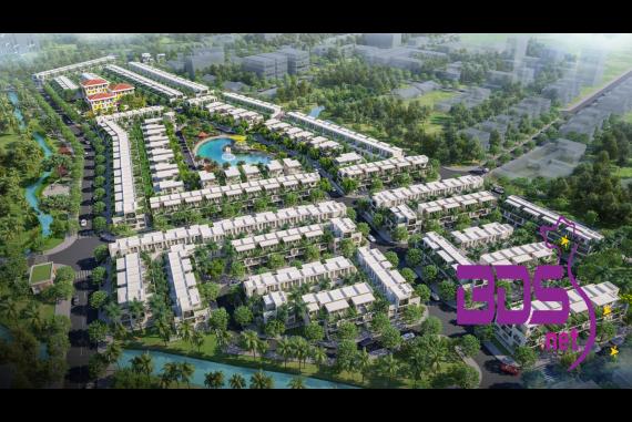 """Central Residence - Khu dân cư mới tại quỹ đất """"kim cương"""" ngay trung tâm TP. Thủ Dầu Một"""