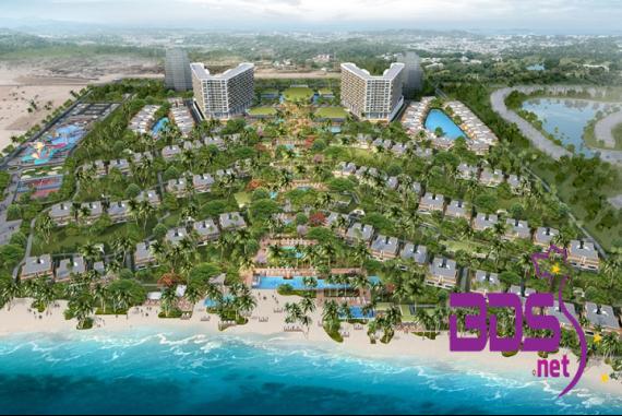 Alma Resort Cam Ranh - Khu nghỉ dưỡng 5* gồm các hệ thống tiện ích sang trọng