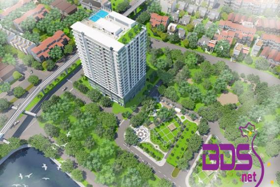 Hoàng Cầu Skyline - Tổ hợp căn hộ cao cấp và trung tâm thương mại tại Hà Đông