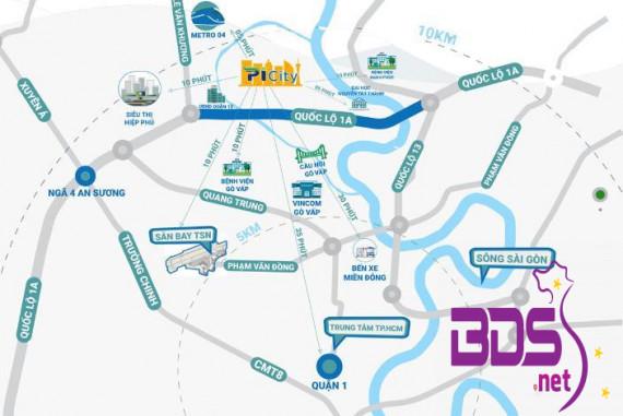 Dự án Chung cư Picity High Park - Xu hướng của căn hộ hiện đại