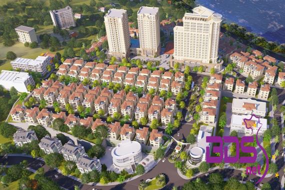 Beverly Hills - Thiết kế hiện đại và thân thiện với môi trường tại Hạ Long